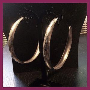 3/$5 Silvertone Earrings
